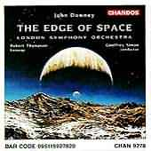 CD - 'The Edge of Space', containing Bassoon Concerto