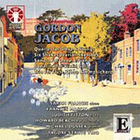 CD - 'Gordon Jacob Chamber Music'