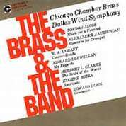 'Brass and the Band' CD containing Music for a Festival