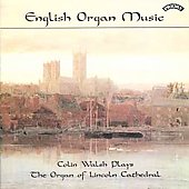 CD: English Organ Music