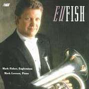 'Eufish' CD containing Fantasia for Euphonium