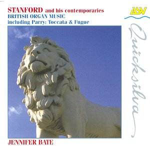 CD: Stanford & Contemporaries: Organ Music (no image available)