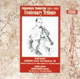 'Frederick Thurston Centenary Tribute' CD containing Concertino for Clarinet