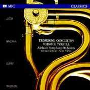 'Trombone Concertos' CD containing Trombone Concerto