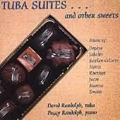CD of tuba suites (sweets)